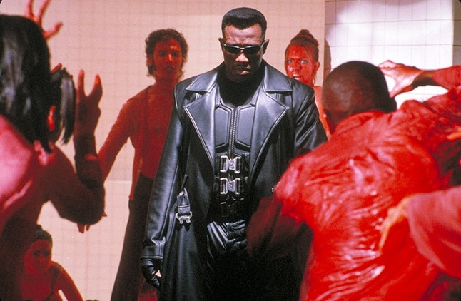 Wesley Snipes in 'Blade' (1998)