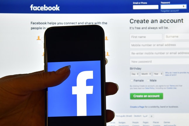 Spending time on Facebook could have a negative effect on well-being.
