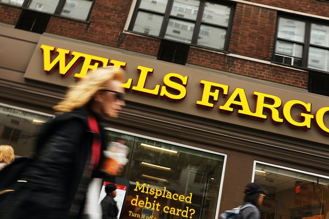 The CFPB was tasked with shining a light on consumer abuses, like Wells Fargo's opening of millions of fake accounts.