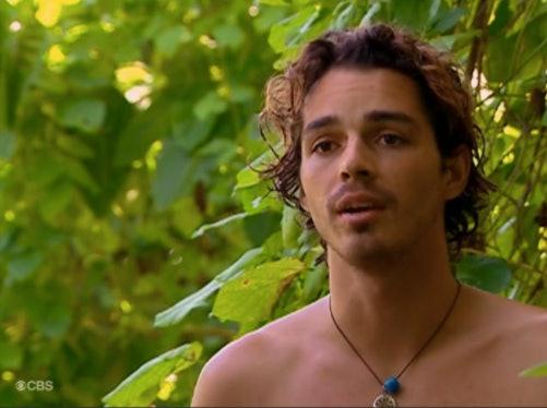 Ozzy on 'Survivor: Cook Islands'