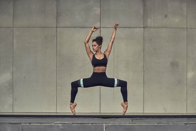 Misty Copeland for Under Armour's Unlike Any campaign
