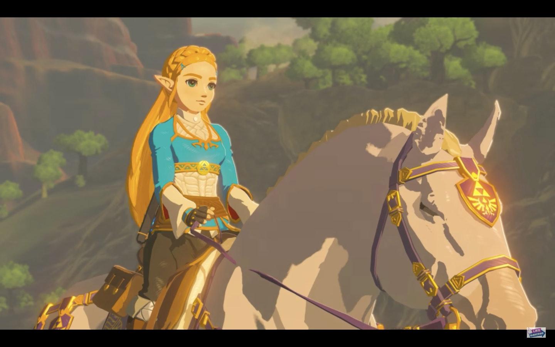 Zelda: Breath of the Wild' Royal White Stallion: How to get