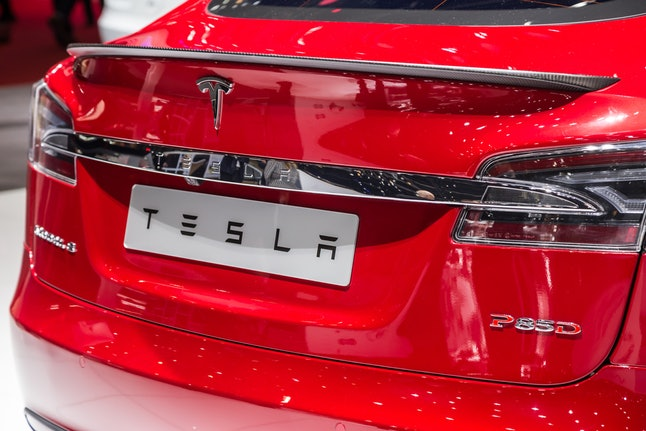 You can get a Tesla Model 3 for $35,000.