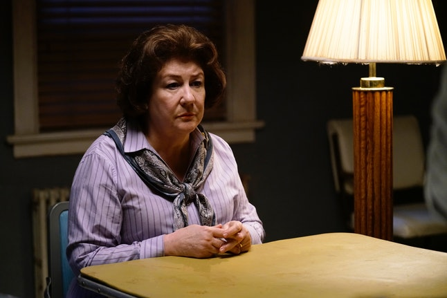 Margo Martindale as Claudia in 'The Americans'