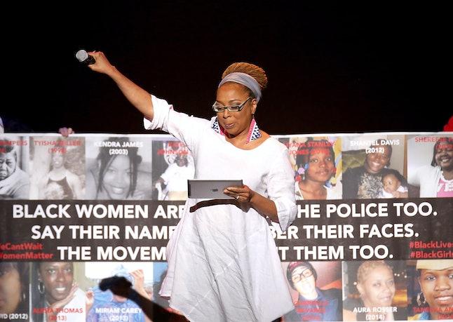 One Billion Rising: Revolution kicks off at the Hammerstein Ballroom, NYC.