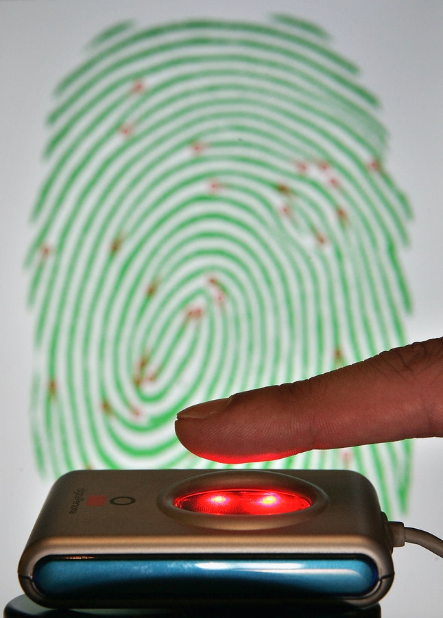 Fingerprint scanning technology might see a spark in cyber security issues as it expands to different services.