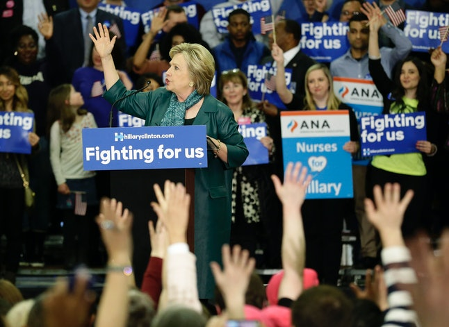 Clinton's student loan plan builds on President Barack Obama's and would make it easier to refinance or qualify for loan forgiveness.