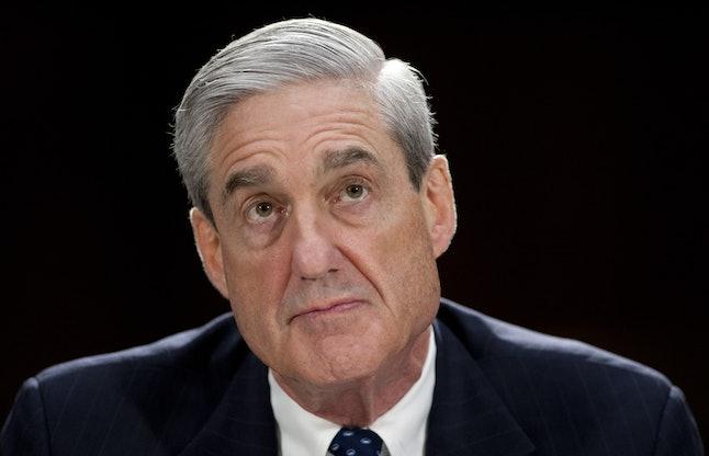 Robert Mueller testifies before the Senate Judiciary Committee in 2013.