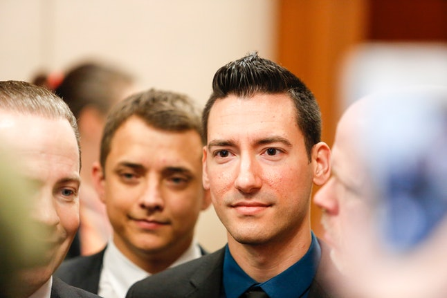 David Daleiden, anti-abortion rights activist behind the debunked Planned Parenthood sting videos
