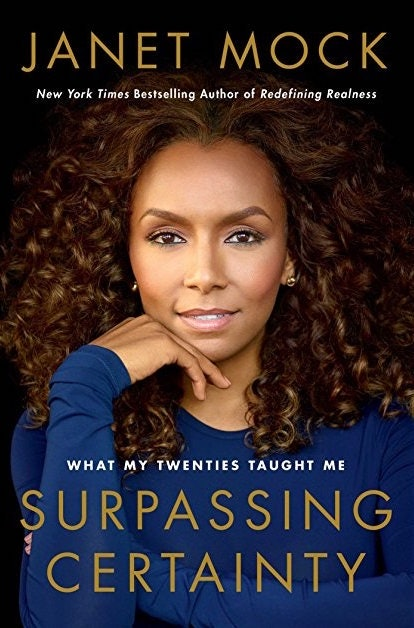 Janet Mock's newest book, 'Surpassing Certainty,' focuses on her path to discovering herself.