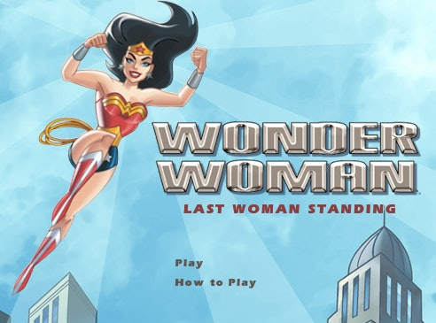 'Wonder Woman — Last Woman Standing'
