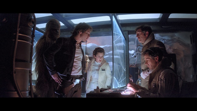 Lawrence Kasdan wrote the screenplay for 'The Empire Strikes Back.'