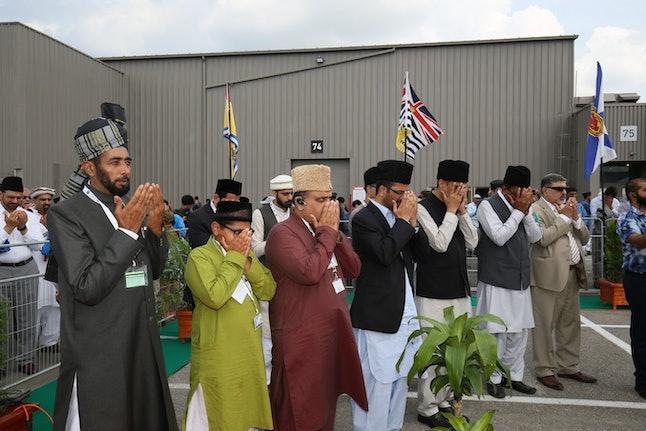 Source: Ahmadiyya Muslim Jama'at Canada