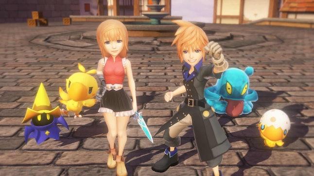 'World of Final Fantasy'