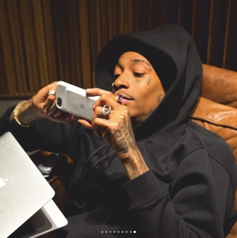 Wiz trying to figure out if anything interesting ever happens in his game.