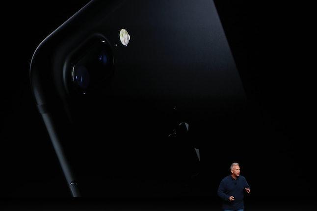 Phil Schiller introduces the iPhone 7 Plus