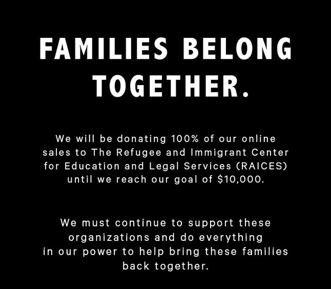 Mara Hoffman's statement via email
