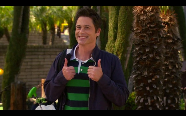 We can't all be Parks and Recreation's Chris Traeger