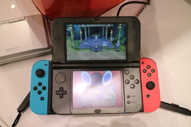 Nintendo Switch vs. 3DS