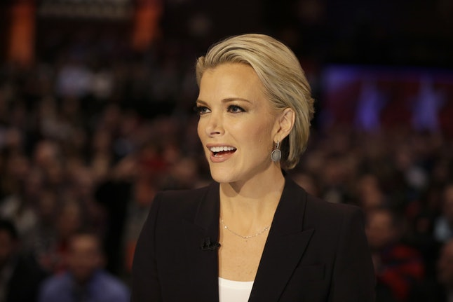 Megyn Kelly was a force to be reckoned with during Thursday night's Republican presidential debate Thursday night in Des Moines, Iowa.