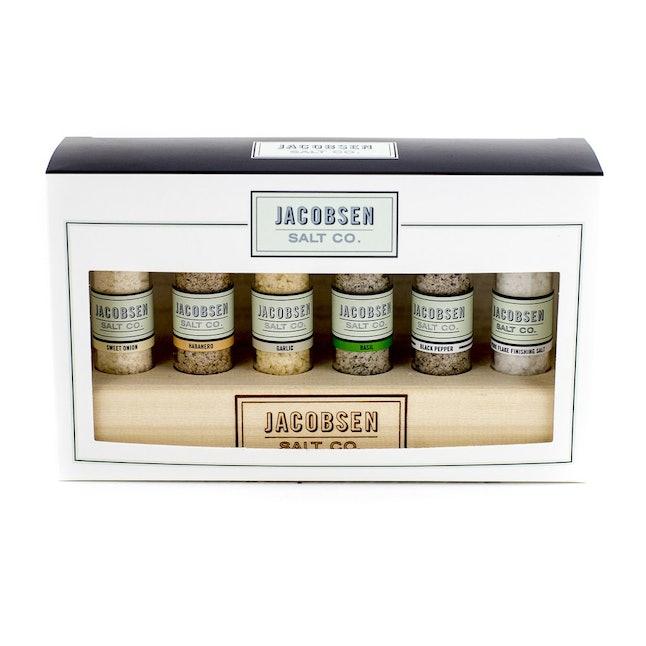 Jacobsen Salt Co. sampler