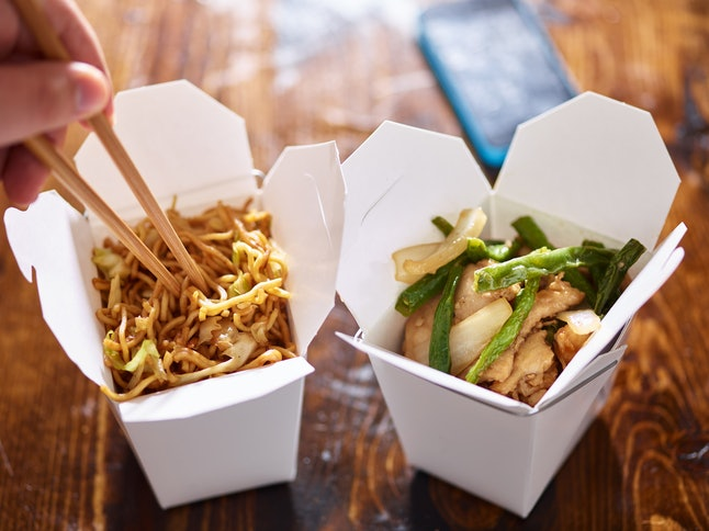 Can you really beat day old takeout?