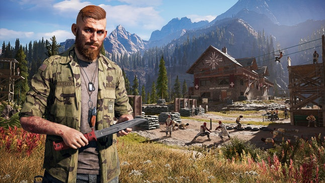 Far Cry 5 Tries To Avoid Politics But Still Dives Headfirst Into The Heart Of American Fascism