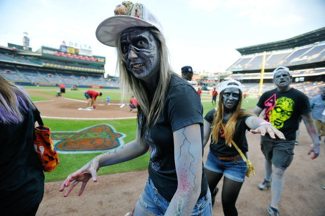 """Zombies"" in Atlanta!"