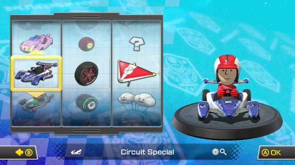 The Circuit Special kart is a keeper.