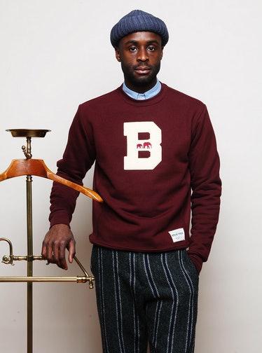Broooklyn Circus BKc Big B Sweatshirt