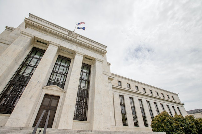 The Treasury works closely with the Federal Reserve to issue currency.