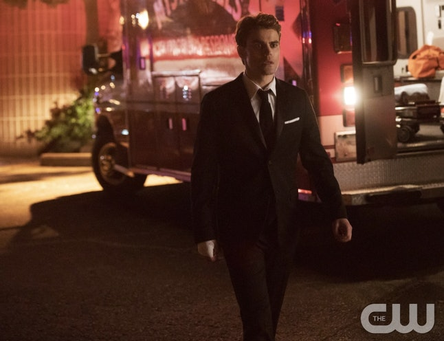Stefan could be reunited with an old friend in 'The Vampire Diaries' finale.