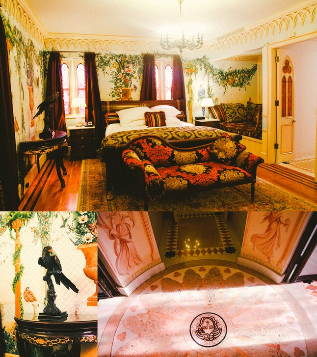 Source: Book the Aviary Suite at The Casa Villa Casuarina on Booking.com.