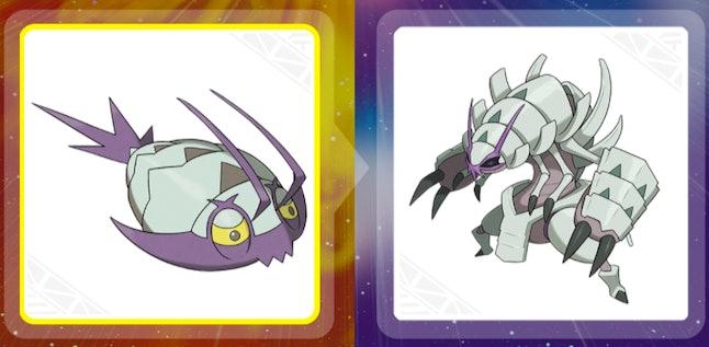 'Pokémon Sun and Moon' team builder: Wimpod