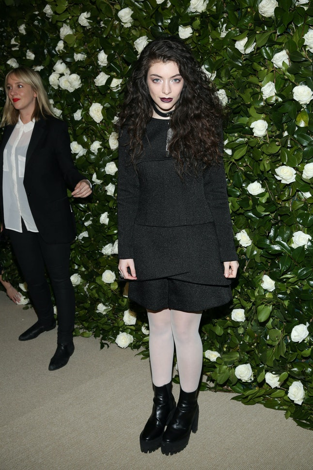 Lorde in 2013