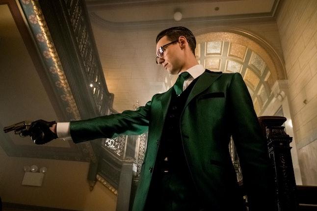 Corey Michael Smith as Edward Nygma