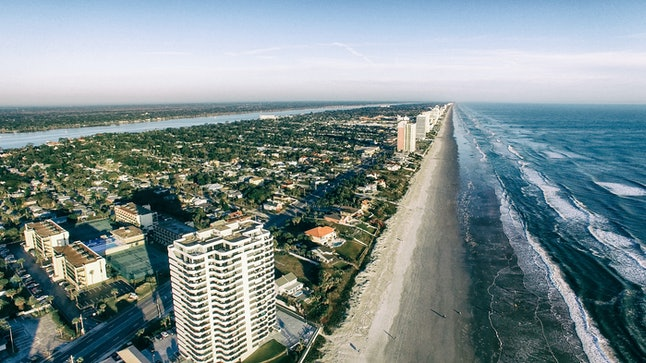 More than 40% of lower-income people in Daytona Beach own their own homes.