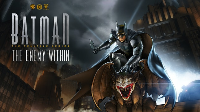 'Batman: The Enemy Within'