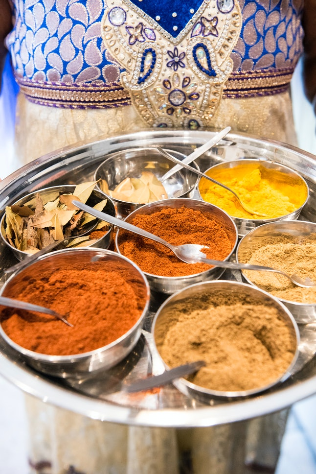 Spices for Durban Indian cooking