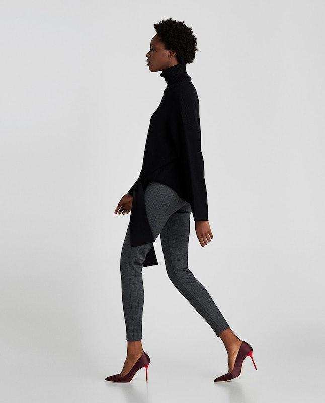 A pair of Zara leggings