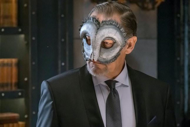 James Remar as Frank Gordon