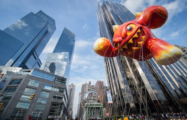 Macy's Thanksgiving Day Parade at Columbus Circle