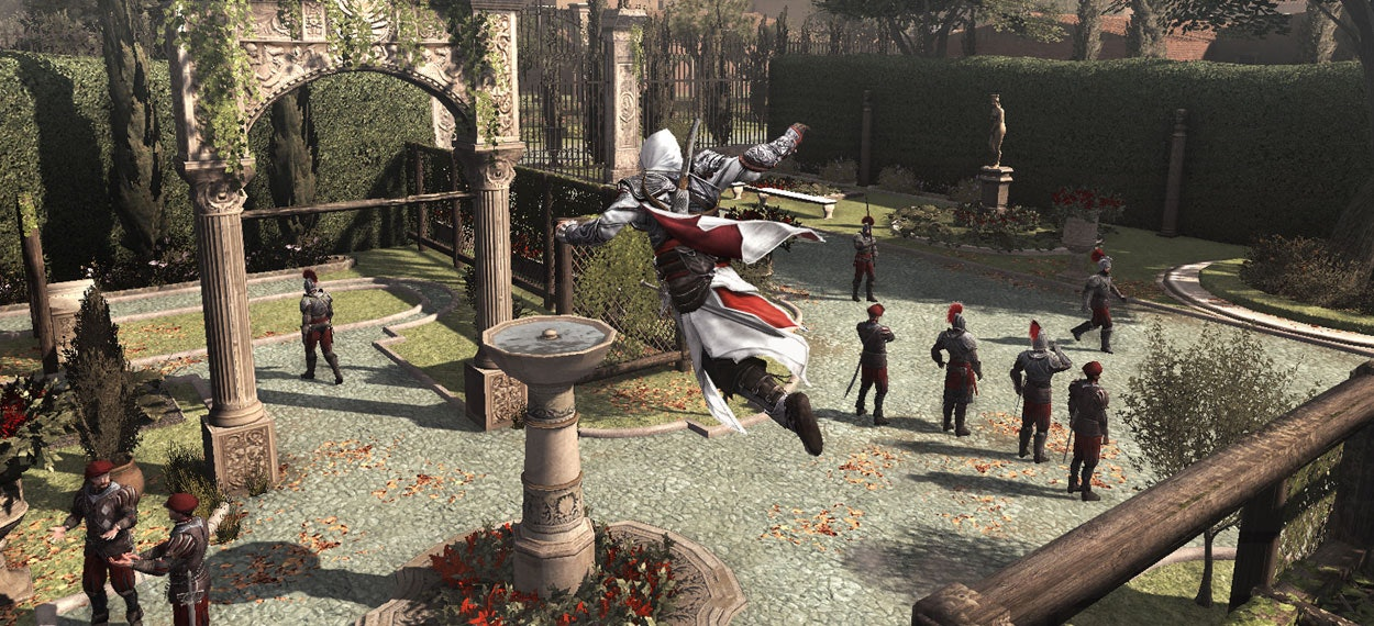 Assassin S Creed The Ezio Collection Tips And Tricks For The