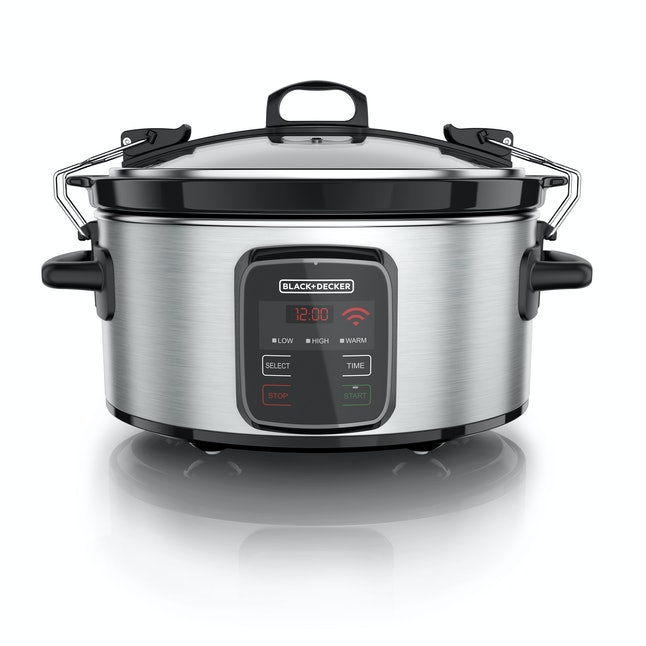 Black and Decker Wi-Fi Enabled Slow Cooker