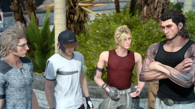 'Final Fantasy 15'