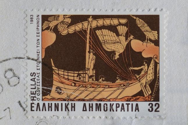 Odysseus also needed help avoiding temptation.