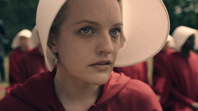 Elisabeth Moss really deserves an Emmy for her work as Offred