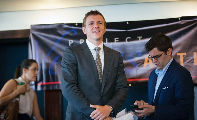 James O'Keefe has been sued and arrested for a number of previous attempts at misinformation and infiltration.