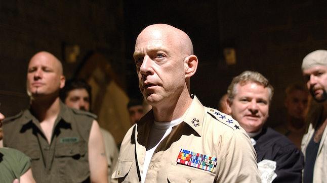 J.K. Simmons as Vern Schillinger on 'Oz'
