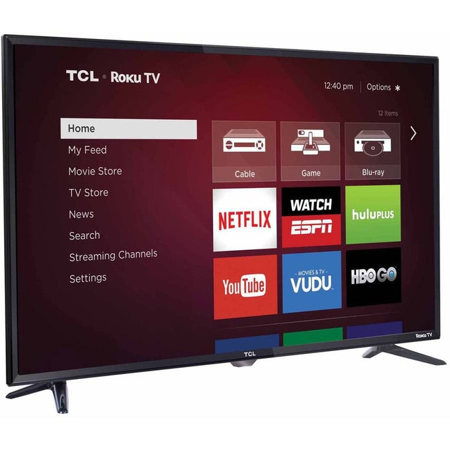 Roku's 4K Ultra HD Smart LED TV